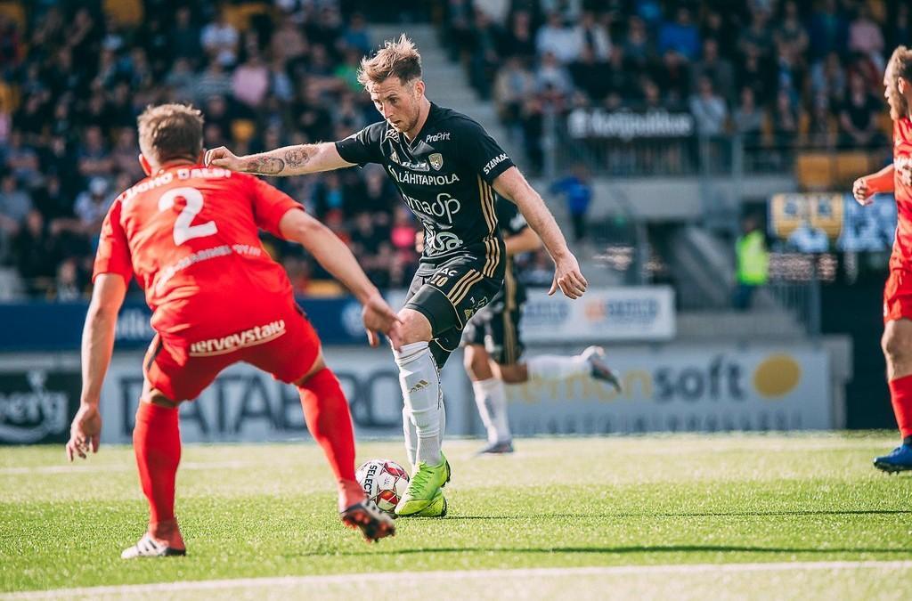 Billy Ions vs. FC inter 2019