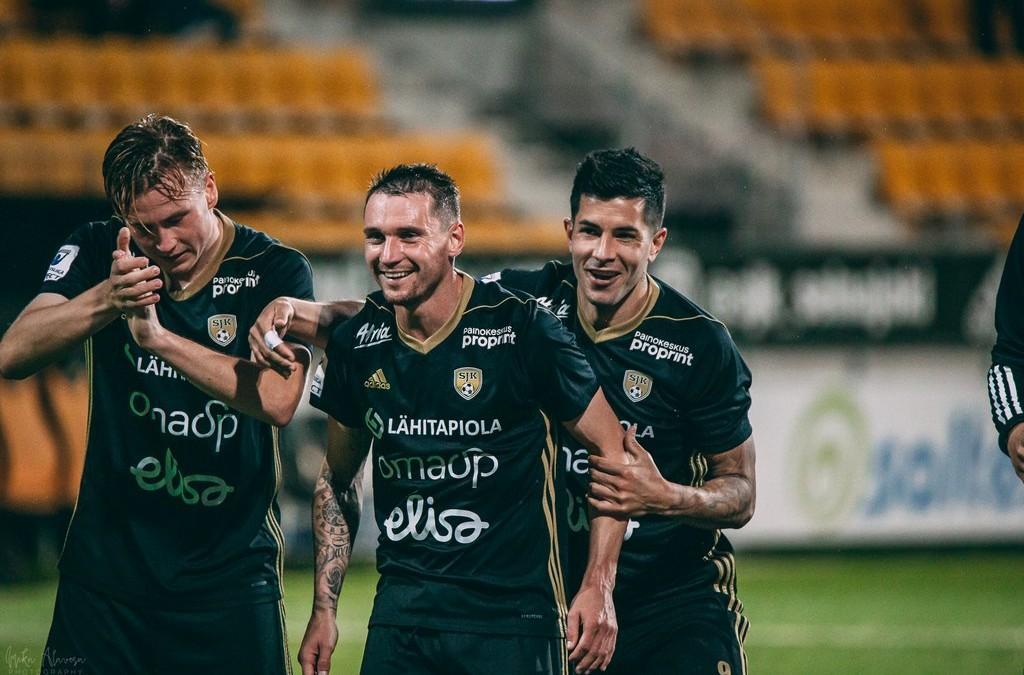 SJK voittoputkessa – FC Haka kaatui vieraissa