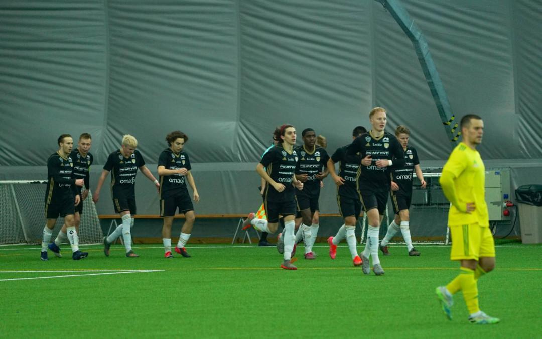Myös SJK Akatemia jatkoon Suomen cupissa!