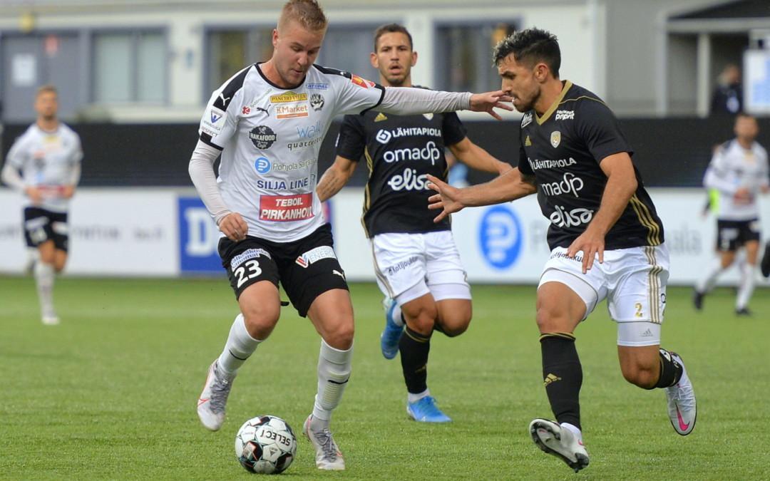 Maanantaina FC Haka – SJK klo 15:00