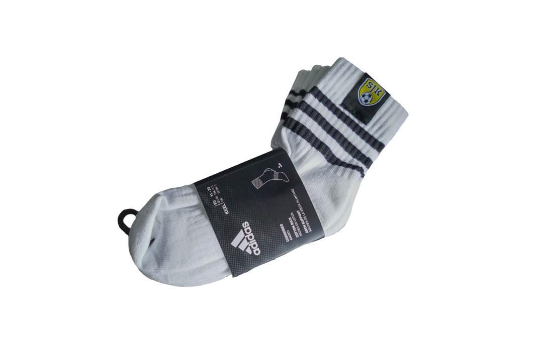 Adidas sukat 3 paria raidoilla