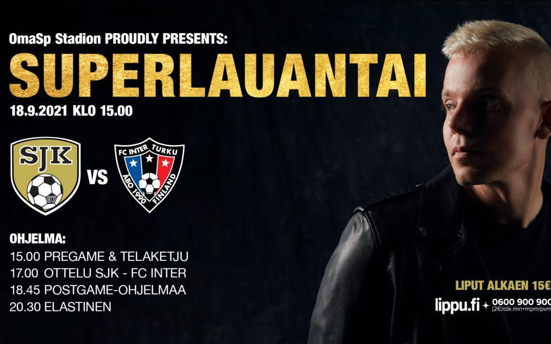 SuperLauantain otteluennakko: SJK – FC Inter 18.9.2021