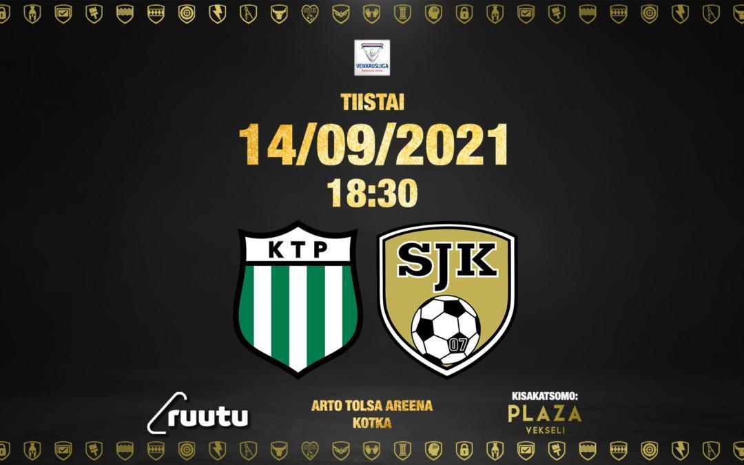 Otteluennakko: KTP – SJK 14.9.2021